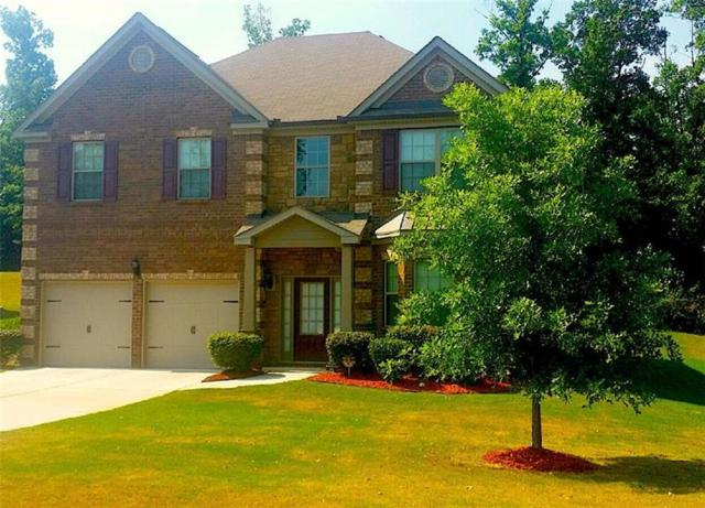 120 Telfair Lane, Mcdonough, GA 30253 (MLS #5959576) :: Carr Real Estate Experts