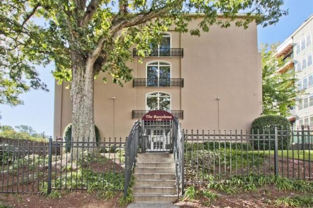 395 Pharr Road NE #103, Atlanta, GA 30305 (MLS #5959610) :: Buy Sell Live Atlanta
