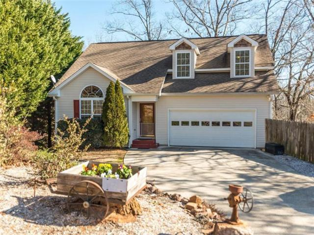 300 Pirkle Leake Road, Dawsonville, GA 30534 (MLS #5959613) :: North Atlanta Home Team