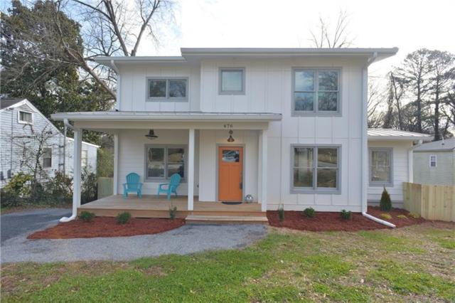 476 Maynard Terrace SE, Atlanta, GA 30316 (MLS #5959673) :: North Atlanta Home Team