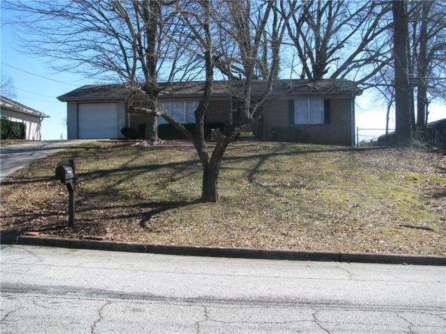 1340 Vine Street NE, Gainesville, GA 30501 (MLS #5959681) :: Carr Real Estate Experts