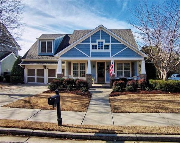 602 Parkview Drive, Canton, GA 30114 (MLS #5959707) :: Path & Post Real Estate