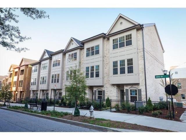 539 Broadview Place NE #34, Atlanta, GA 30324 (MLS #5959713) :: North Atlanta Home Team