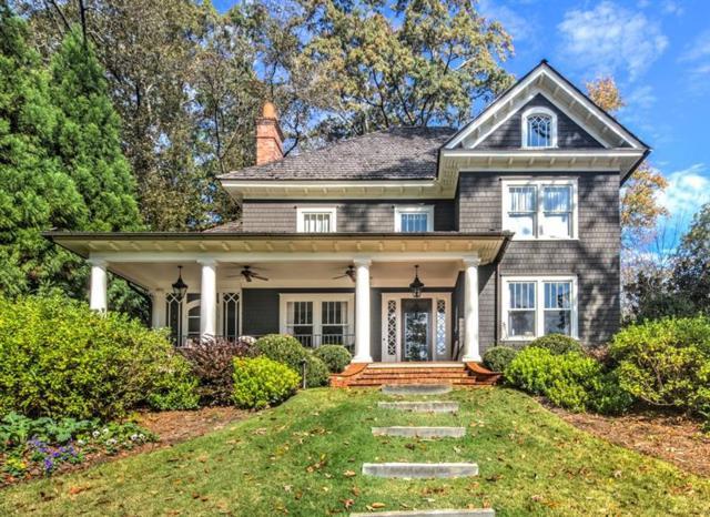94 Peachtree Way NE, Atlanta, GA 30305 (MLS #5959723) :: North Atlanta Home Team