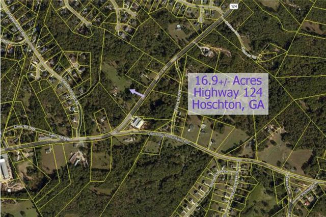 1391 Highway 124, Hoschton, GA 30548 (MLS #5959738) :: Carr Real Estate Experts