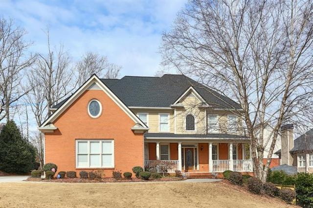 1163 Hidden Spirit Trail, Lawrenceville, GA 30045 (MLS #5959751) :: North Atlanta Home Team