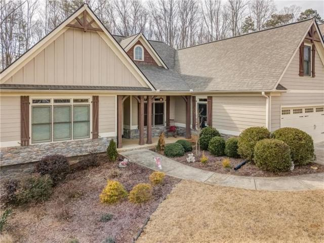 411 Tom Avery Drive, Ball Ground, GA 30107 (MLS #5959875) :: North Atlanta Home Team