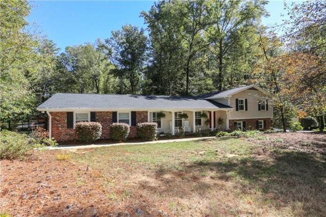 7295 Hunters Branch Drive, Sandy Springs, GA 30328 (MLS #5959879) :: North Atlanta Home Team