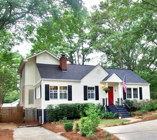 1115 Forrest Boulevard, Decatur, GA 30030 (MLS #5959919) :: The Russell Group