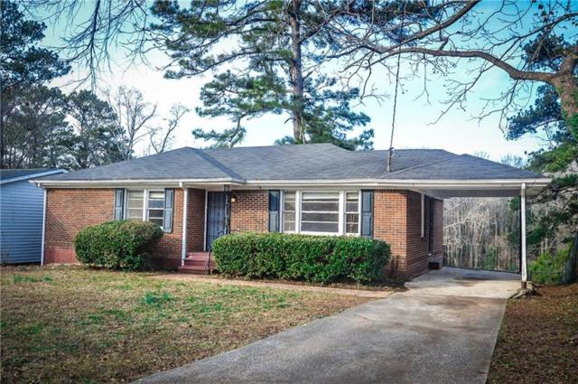 2016 Boulderview Drive SE, Atlanta, GA 30316 (MLS #5960002) :: North Atlanta Home Team