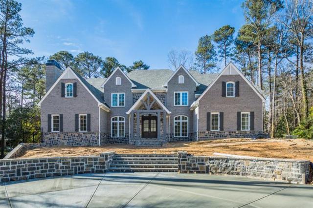 3958 Beechwood Drive NW, Atlanta, GA 30327 (MLS #5960041) :: North Atlanta Home Team