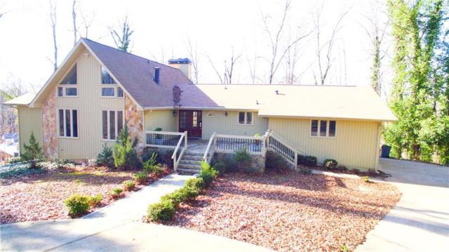 522 N Lake Drive, Canton, GA 30115 (MLS #5960143) :: North Atlanta Home Team