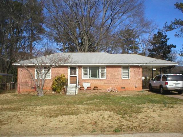 575 Woodale Drive, Smyrna, GA 30080 (MLS #5960149) :: North Atlanta Home Team