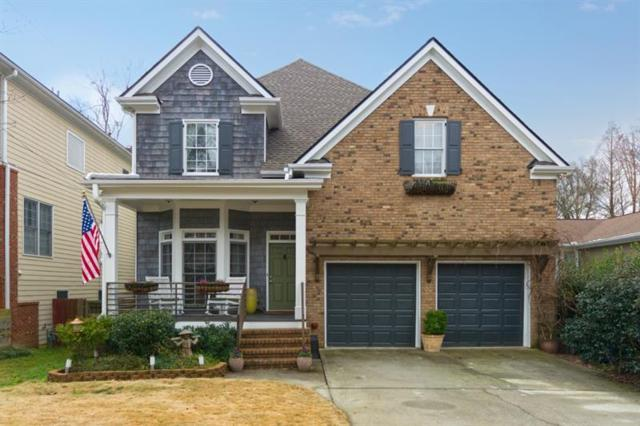 1097 Standard Drive NE, Brookhaven, GA 30319 (MLS #5960152) :: North Atlanta Home Team