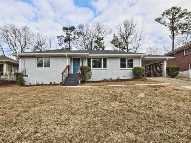 1292 Elmhurst Circle, Atlanta, GA 30316 (MLS #5960158) :: North Atlanta Home Team