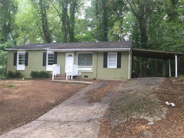 865 Sandy Creek Drive NW, Atlanta, GA 30331 (MLS #5960193) :: Carr Real Estate Experts