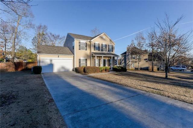 1222 Saint James Place, Loganville, GA 30052 (MLS #5961316) :: RE/MAX Prestige
