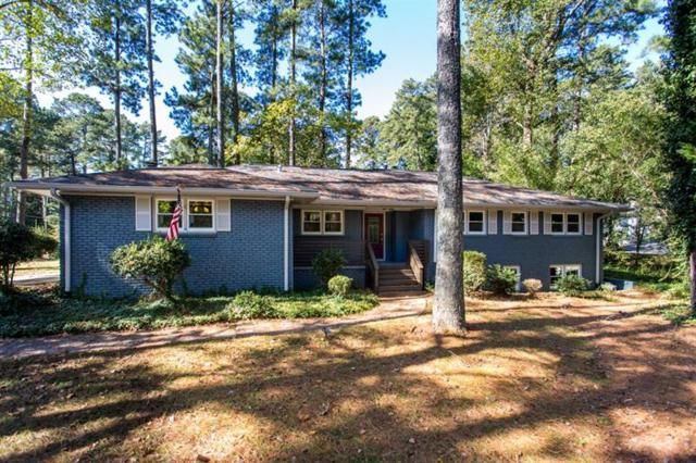 2402 Shallowford Road NE, Atlanta, GA 30345 (MLS #5961324) :: Carr Real Estate Experts