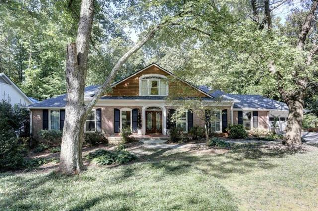 6130 River Shore Parkway, Sandy Springs, GA 30328 (MLS #5961436) :: North Atlanta Home Team