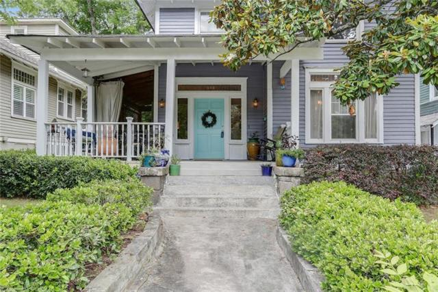 598 Moreland Avenue NE, Atlanta, GA 30307 (MLS #5961485) :: North Atlanta Home Team