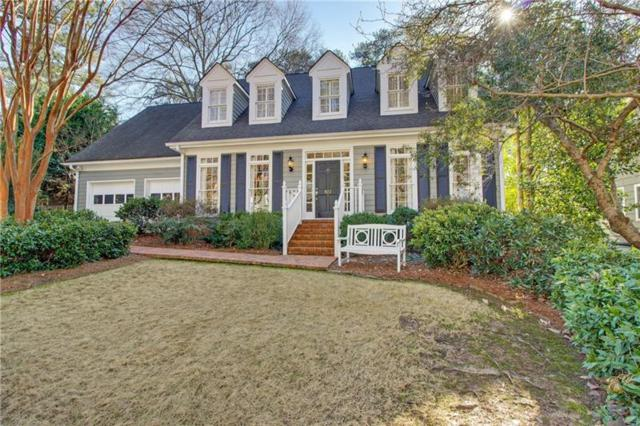 922 Beaverbrook Drive NW, Atlanta, GA 30318 (MLS #5961644) :: North Atlanta Home Team