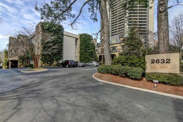 2632 Peachtree Road NW B301, Atlanta, GA 30305 (MLS #5961657) :: RE/MAX Paramount Properties