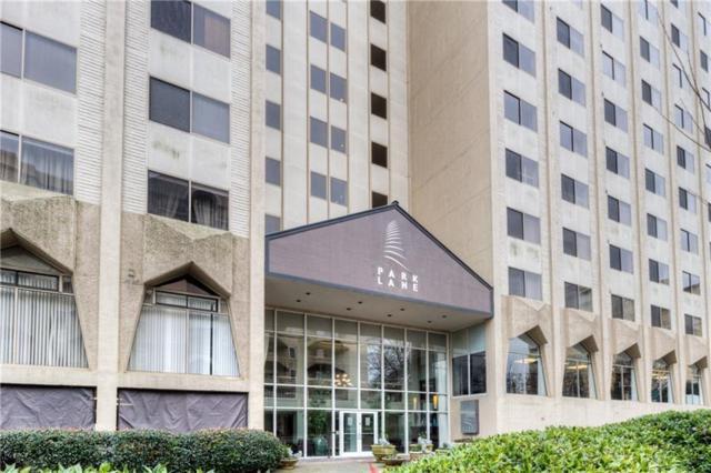2479 Peachtree Road NE #915, Atlanta, GA 30305 (MLS #5961875) :: North Atlanta Home Team