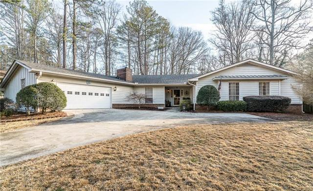 360 Ridgewater Drive, Marietta, GA 30068 (MLS #5961967) :: North Atlanta Home Team