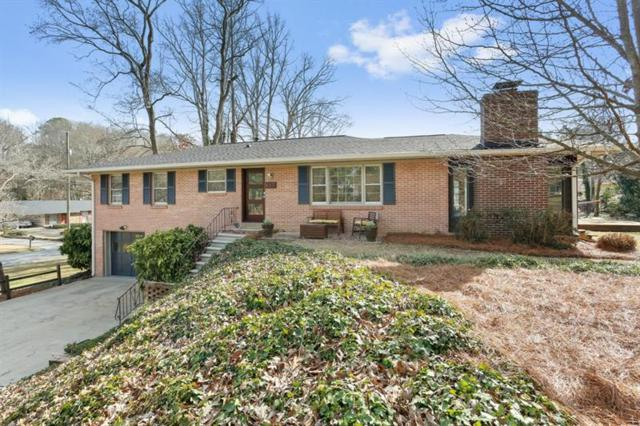 467 Mcneel Court SW, Marietta, GA 30064 (MLS #5961985) :: North Atlanta Home Team