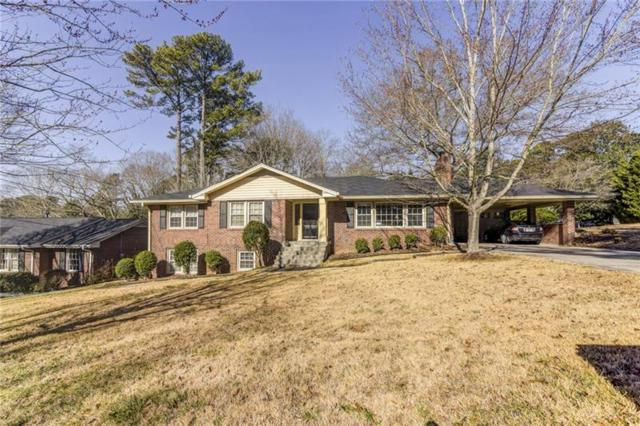 2540 Sharondale Drive NE, Atlanta, GA 30305 (MLS #5962112) :: North Atlanta Home Team