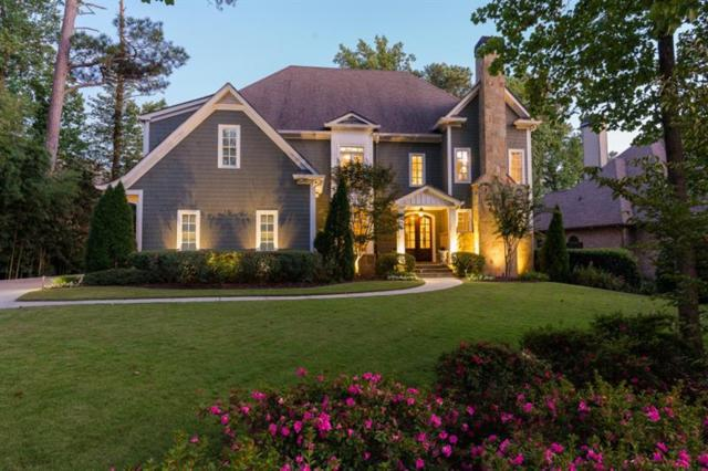 4771 Mystic Drive, Sandy Springs, GA 30342 (MLS #5962120) :: North Atlanta Home Team
