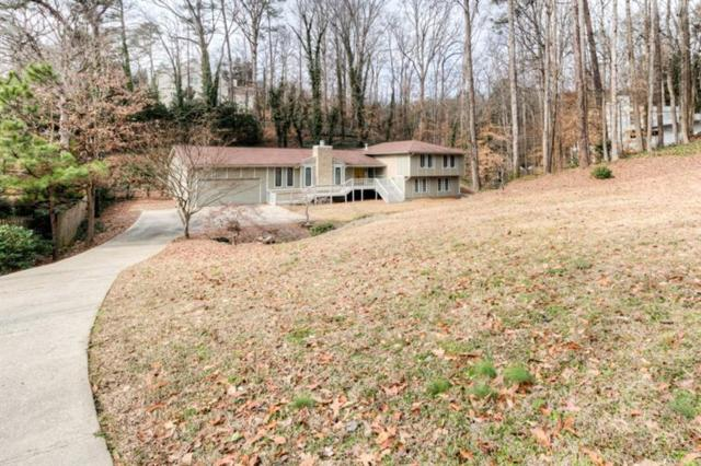5310 Mount Vernon Parkway, Sandy Springs, GA 30327 (MLS #5962161) :: Carr Real Estate Experts
