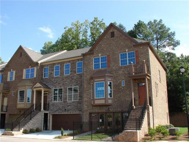 929 Hickory Leaf Court #9, Marietta, GA 30067 (MLS #5962198) :: North Atlanta Home Team