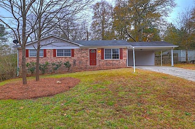 148 Deerhunter Lane, Powder Springs, GA 30127 (MLS #5962218) :: North Atlanta Home Team