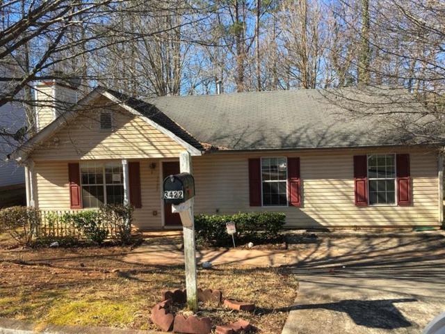 3422 Homeward Trail, Ellenwood, GA 30294 (MLS #5962271) :: North Atlanta Home Team