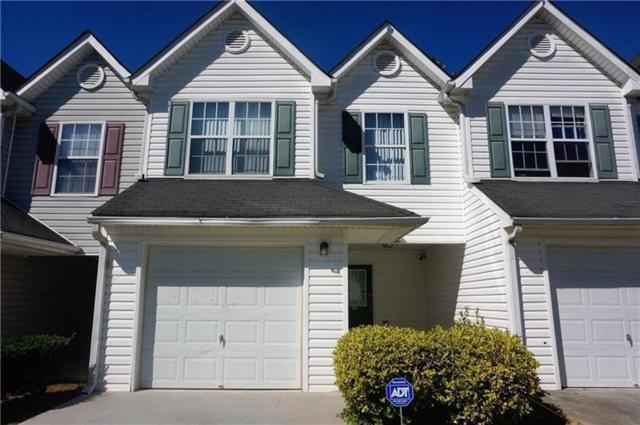 6957 Gallant Circle SE #9, Mableton, GA 30126 (MLS #5962296) :: North Atlanta Home Team