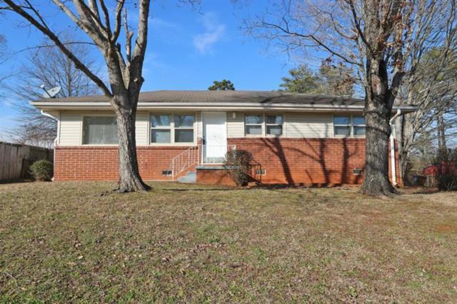 202 Rockin Hill Drive, Marietta, GA 30060 (MLS #5962298) :: North Atlanta Home Team