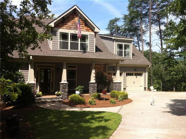 178 Lakeside Drive, Waleska, GA 30183 (MLS #5962398) :: North Atlanta Home Team