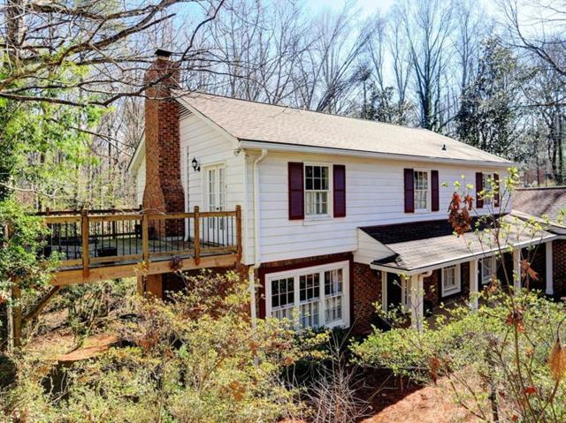 955 Buckhorn E, Sandy Springs, GA 30350 (MLS #5962412) :: North Atlanta Home Team