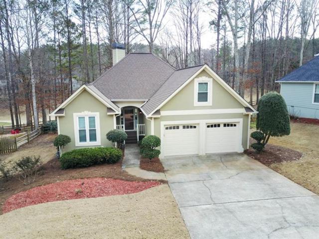 614 Wedgewood Drive, Woodstock, GA 30189 (MLS #5962453) :: Ashton Taylor Realty