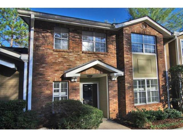 1070 Woodbridge Hollow NE, Atlanta, GA 30306 (MLS #5962477) :: North Atlanta Home Team