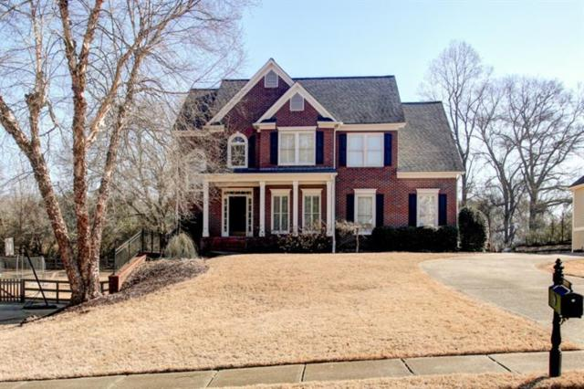 2038 Woodside Park Drive, Woodstock, GA 30188 (MLS #5962478) :: North Atlanta Home Team