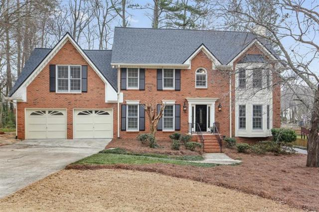 4208 Long Branch Drive NE, Marietta, GA 30066 (MLS #5962592) :: Carr Real Estate Experts