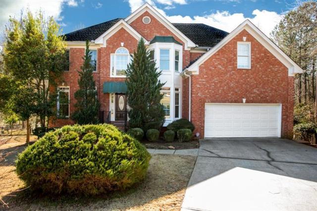 5420 Vicarage Walk, Alpharetta, GA 30005 (MLS #5962635) :: North Atlanta Home Team