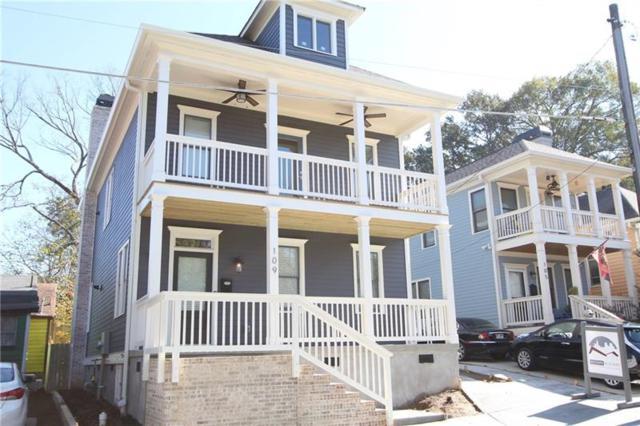 109 Hogue Street NE, Atlanta, GA 30312 (MLS #5962919) :: North Atlanta Home Team