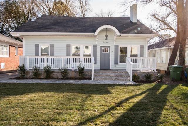 1466 Stokes Avenue SW, Atlanta, GA 30310 (MLS #5962921) :: Carr Real Estate Experts