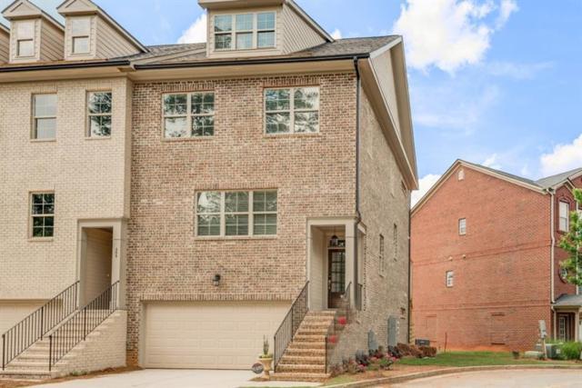 307 Benson Manor Circle #18, Smyrna, GA 30082 (MLS #5962962) :: North Atlanta Home Team