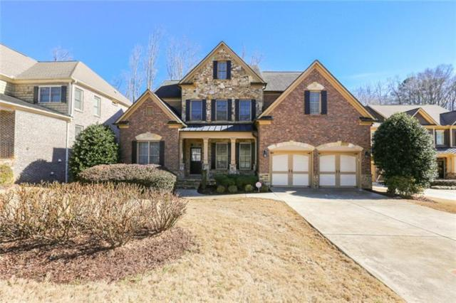 4237 Barnes Meadow Road SW, Smyrna, GA 30082 (MLS #5963050) :: Carr Real Estate Experts