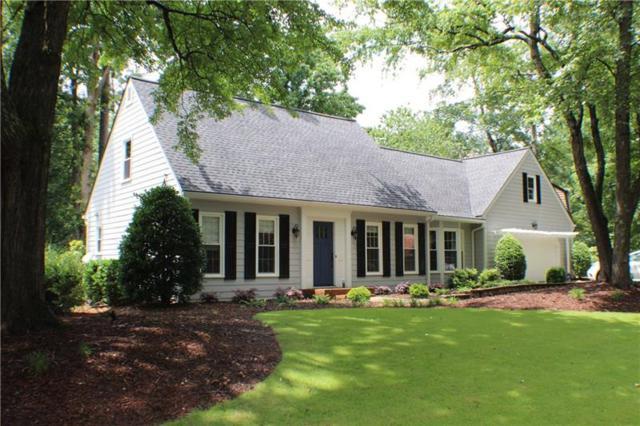 411 Sassafras Road, Roswell, GA 30076 (MLS #5963143) :: North Atlanta Home Team