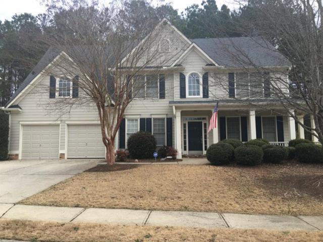 1007 Amberton Lane, Powder Springs, GA 30127 (MLS #5963214) :: Kennesaw Life Real Estate